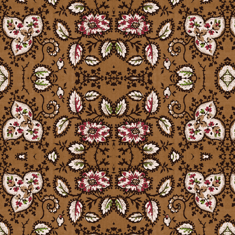 British Chintz fabric by flyingfish on Spoonflower - custom fabric