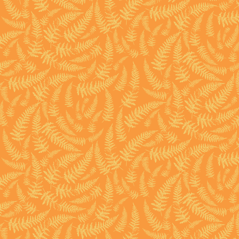 bracken_golden fabric by owls on Spoonflower - custom fabric