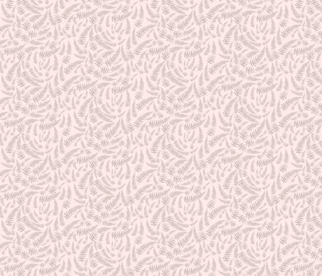 bracken_neutral fabric by owls on Spoonflower - custom fabric