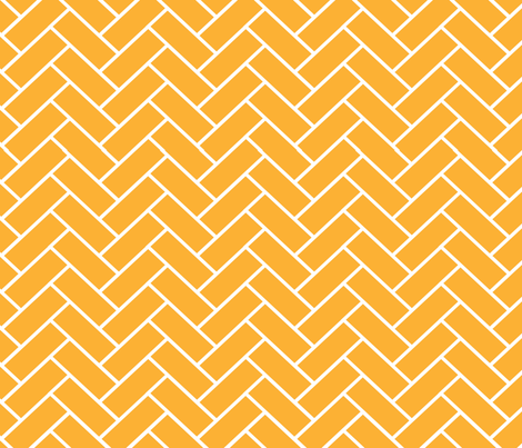Gold_Herringbone fabric by designedtoat on Spoonflower - custom fabric