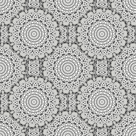 Lace Mist fabric by joanmclemore on Spoonflower - custom fabric