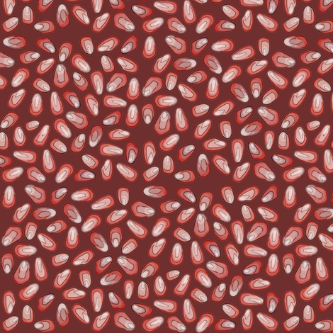 Persephone fabric by murex_textile_designs on Spoonflower - custom fabric