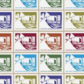 Stamps Computer