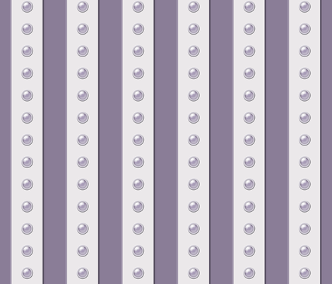 studded stripe fabric by keweenawchris on Spoonflower - custom fabric