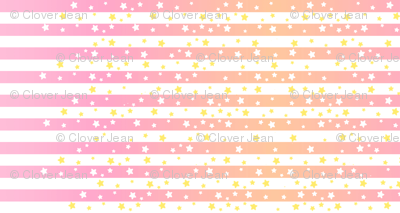 Pink Stars and Stripes
