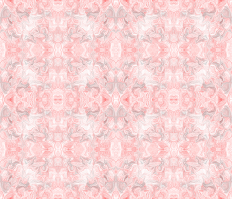 To Pass Back Through the Heart fabric by anniedeb on Spoonflower - custom fabric