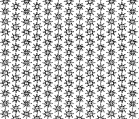 featherflower fabric by kathleen_falk_designs on Spoonflower - custom fabric