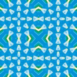Crystal Flower Mandala 2, S