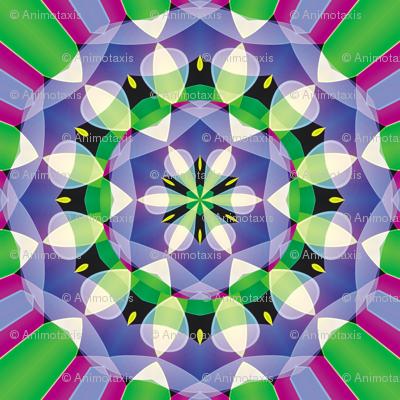 Crystal Kaleidoscope 3, S
