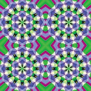 Crystal Kaleidoscope 3, S