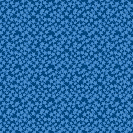 blue_stars_1 fabric by khowardquilts on Spoonflower - custom fabric