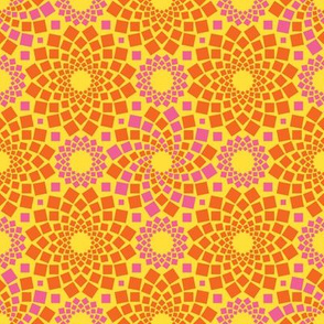 Kaleidoflowers (Sunshine)