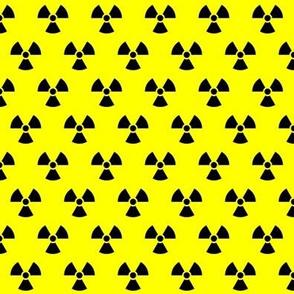 neon yellow radiation