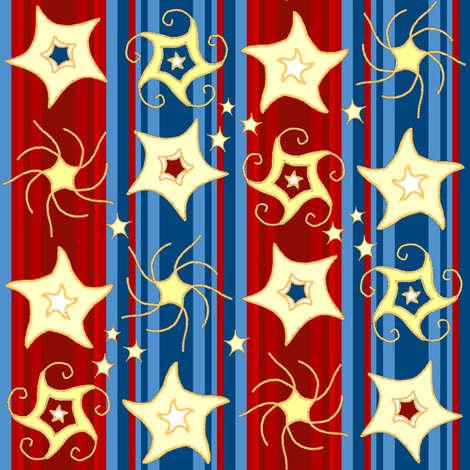 Rrembroidered_swirling_and_twirling_stars_on_stripes_red_blue3b_shop_preview