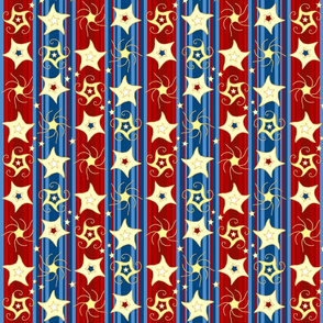 Embroidered_Swirling_and_Twirling_Stars_on_Stripes_red_blue3B