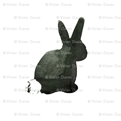 cestlaviv_bunny Tuxedo on white