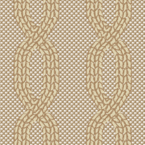 fireside cable knit fabric by creative_merritt on Spoonflower - custom fabric