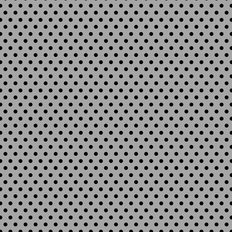 moto dots - black fabric by cheyanne_sammons on Spoonflower - custom fabric