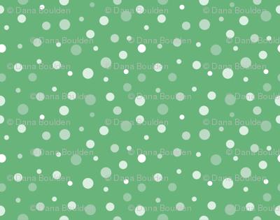 random-polkadot-green