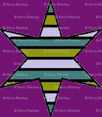 Stripey Wee Stars