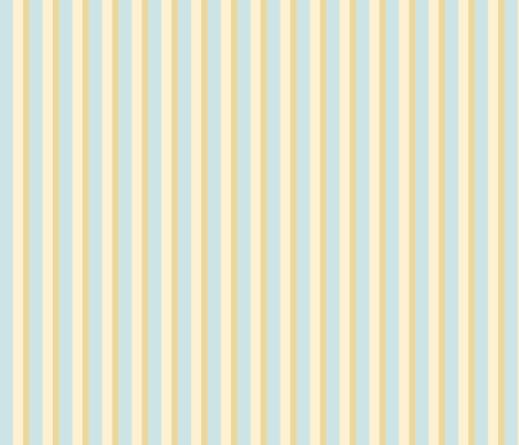 yellow_baby_ thin line fabric by adrianne_nicole on Spoonflower - custom fabric