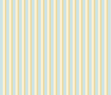 yellow_baby_ thin line fabric by adrianne_nicole on Spoonflower - custom fabric