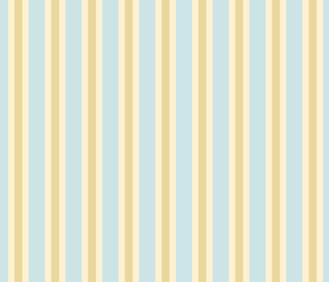 yellow_baby_line fabric by adrianne_nicole on Spoonflower - custom fabric