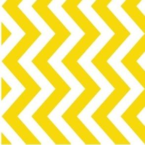 tillytom chevon - yellow
