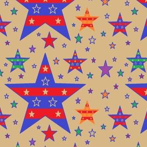 Patriotic Dusk