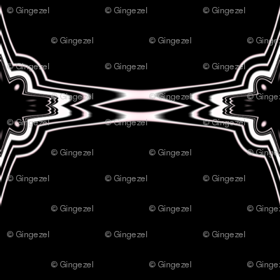 Dark Charcoal Fancy Diamond Stripe © Gingezel™ 2012