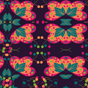 marzlene_beauty_1910 fabric by marzlene'z_eye_candy on Spoonflower - custom fabric