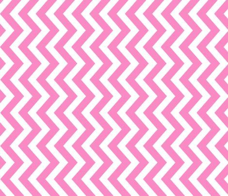 tillytom chevron - pale pink