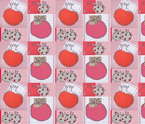 paradice fabric by 7oaks-design on Spoonflower - custom fabric
