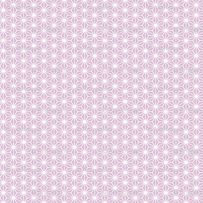 Simple blocks, Lilac