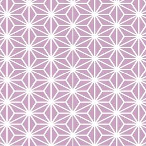 Simple blocks, Lilac