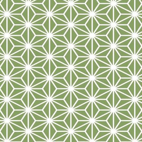 Simple Blocks, Moss Green