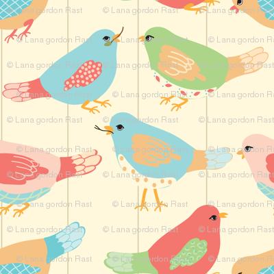 Here Birdie, Birdie