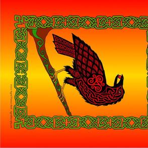 celt raven 1 framed 1fire fatq banner