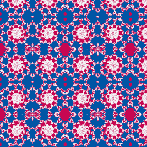 Patriotic Spirals fabric by clotilda_warhammer on Spoonflower - custom fabric