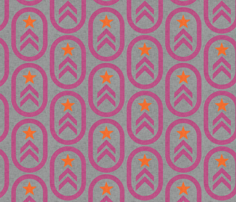 boho military fabric by holli_zollinger on Spoonflower - custom fabric
