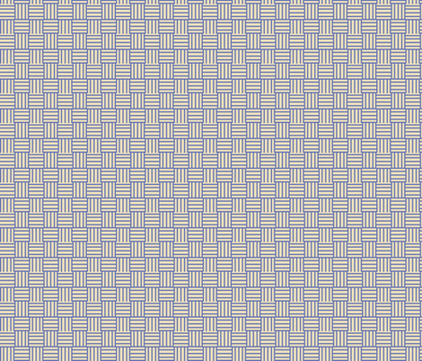 basket_weave fabric by lana_gordon_rast_ on Spoonflower - custom fabric