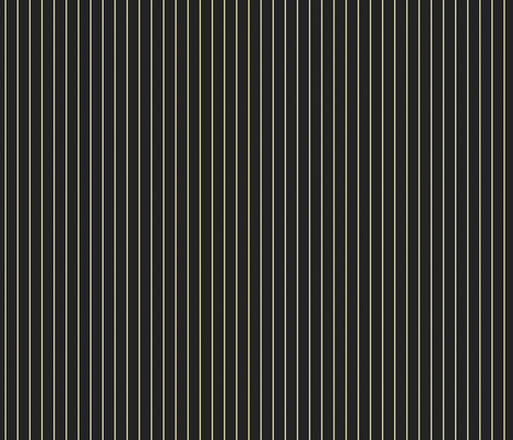 Black___white_stripe fabric by ©_lana_gordon_rast_ on Spoonflower - custom fabric