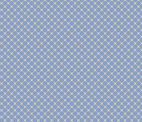 cross_stitch fabric by ©_lana_gordon_rast_ on Spoonflower - custom fabric