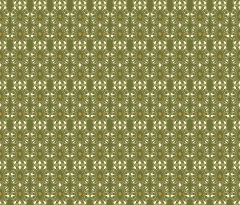 Bee_ fabric by lana_gordon_rast_ on Spoonflower - custom fabric
