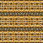 Montana Stripe - Gold