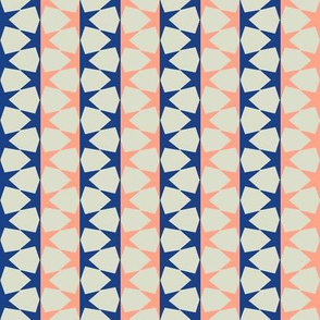 starstripe (midnight blue & sugar pink)