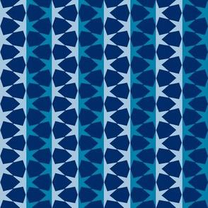 starstripe (aqua)