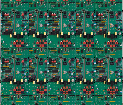 PCB fabric by lemonadefish on Spoonflower - custom fabric