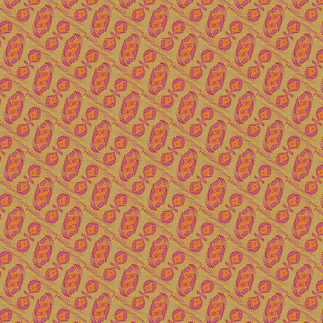 Autoclaire_pink fabric by david_kent_collections on Spoonflower - custom fabric