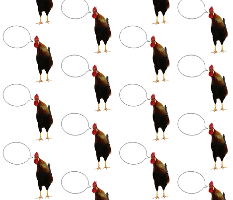 Sir Scott fabric by lemonadefish on Spoonflower - custom fabric
